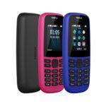 (Nokia 105 (2019 – گوشی موبایل (۲۰۱۹) N 105 نوکیا