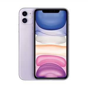 Apple iPhone 11 Purple frontimage