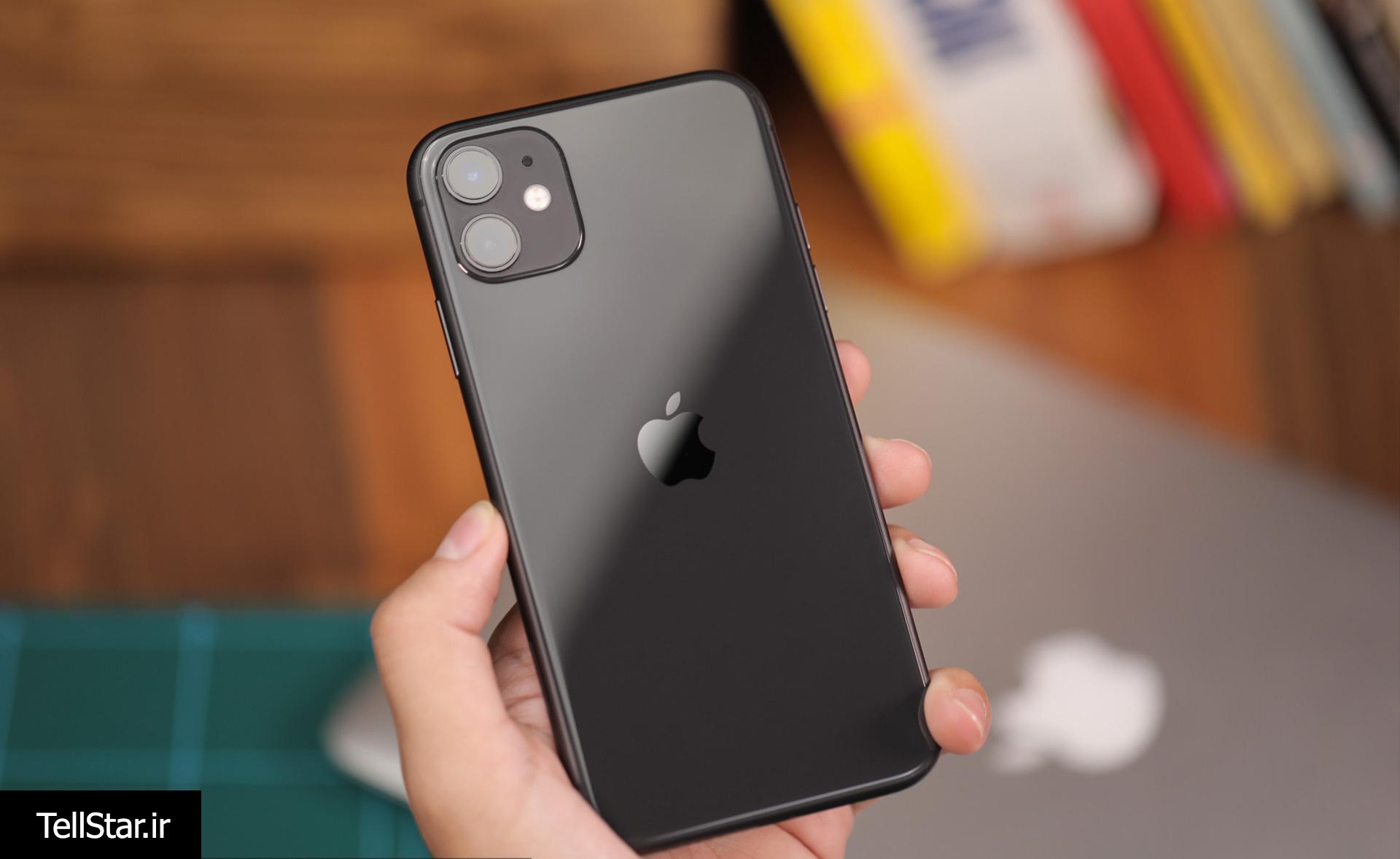 Apple iPhone 11 – 64GB – گوشی موبایل 11 اپل آیفون دو سیم کارت (پخش عمده)