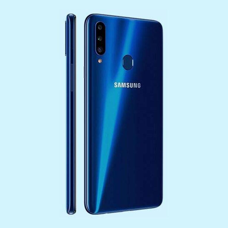 Samsung Galaxy A20S 32G – گوشی موبایل سامسونگ گلکسی آ ۲۰ اس