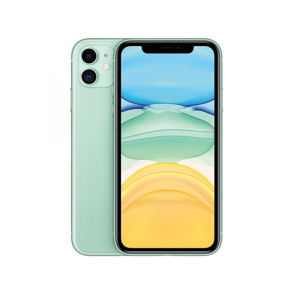 Apple iPhone 11 Green frontimage