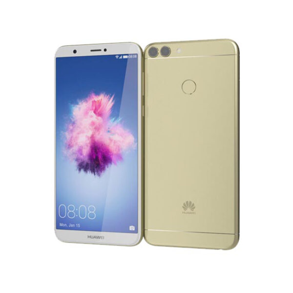 Huawei P Smart Dual Sim Gold 01