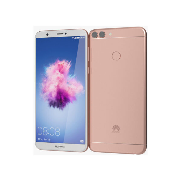 Huawei P Smart Dual Sim Gold 02