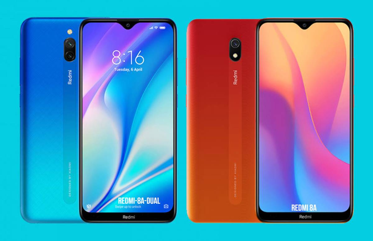 redmi 8a dual vs redmi 8a