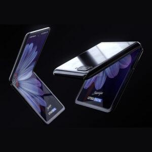 Samsung Galaxy Z Flip 5G 256GB - گوشی موبایل گلگسی زد فیلیپ