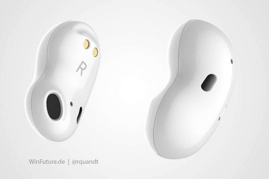 Samsungs next gen true wireless earbuds get a new name and some cool rumored features
