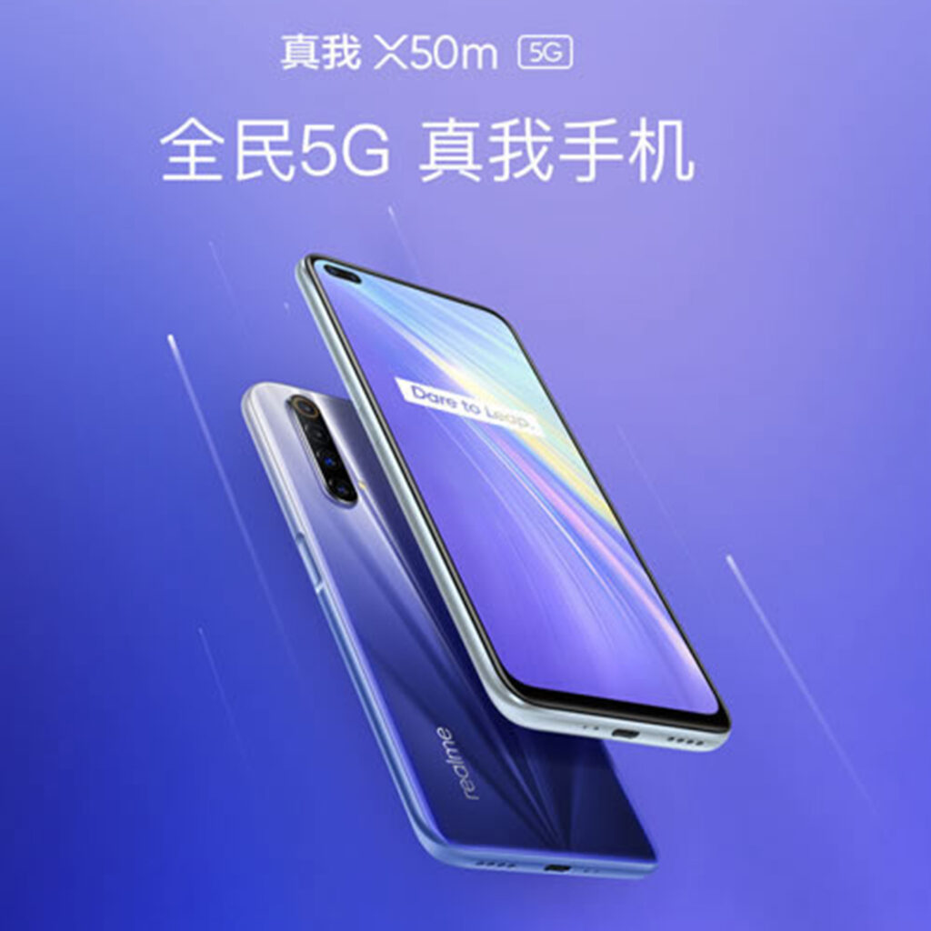 introducing realme x50m 5g01