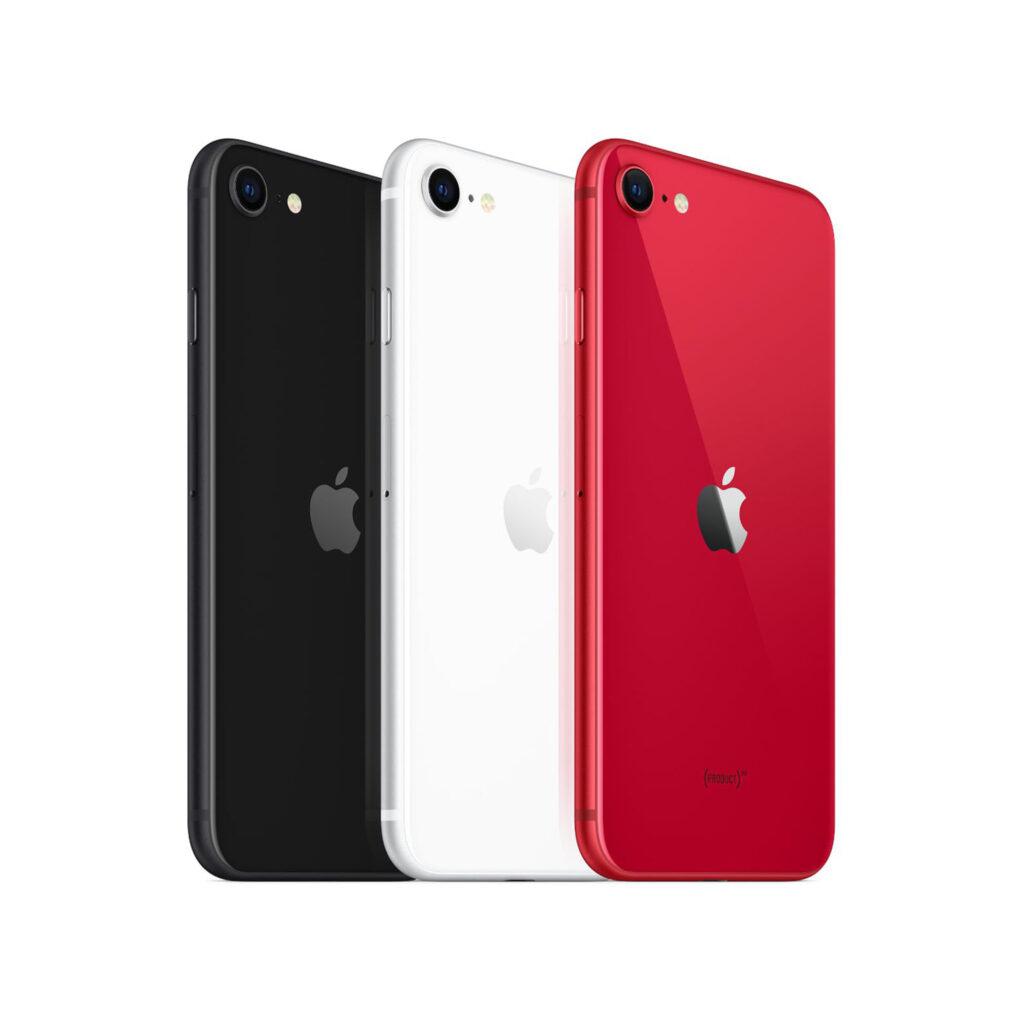 (Apple iPhone SE2 128G (2020 - گوشی موبایل اپل اس ای ۲ (۲۰۲۰)