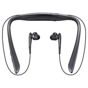 Shop Samsung Level U Pro Wireless Bluetooth In ear Headphones With Mic Black 4 Al Rams Bazaar online in Dubai UAE