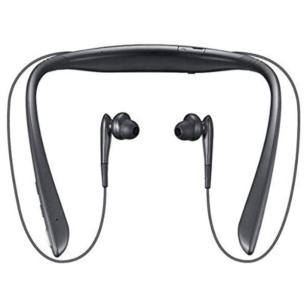 Shop Samsung Level U Pro Wireless Bluetooth In ear Headphones With Mic Black 4 Al Rams Bazaar online in Dubai UAE