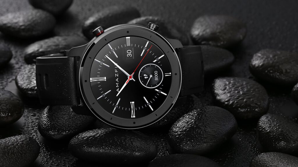 Mi Watch AmazFit GTR 42mm - ساعت هوشمند شیائومی اِمیزفیت جی تی آر