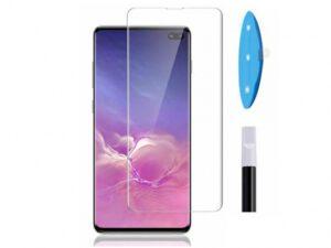 محافظ صفحه نمایش شیشه ای سامسونگ Glass Samsung Galaxy S10 plus