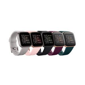 Mi Watch Fitbit Versa 2 - ساعت هوشمند شیائومی فیت بیت ورسا 2
