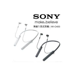 SONY WI-C400 - هدفون بی سیم سونی مدل WI-C400
