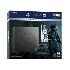 Sony PS4 Pro 1TB 7216 region 2 The Last of Limited Edition - کنسول بازی مدل پلی استیشن ۴ پرو ۱ ترابایت