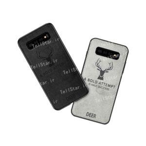 قاب محافظ طرح گوزن سامسونگ Berlia Deer Case Samsung S10 Plus