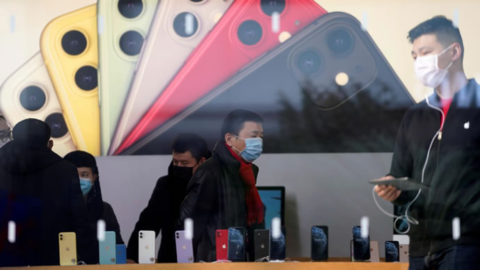 smartphone sales in china in february 2020 amid coronavirus outbreak02