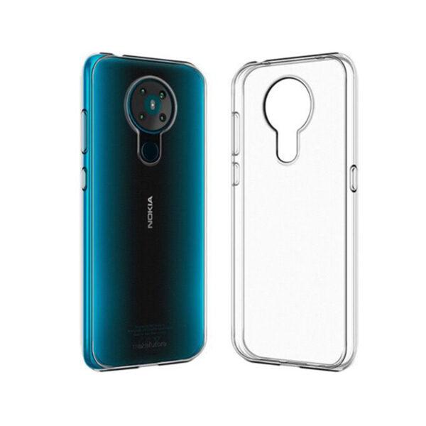 قاب ژله ای شفاف نوکیا 5.3 Nokia 5.3 01