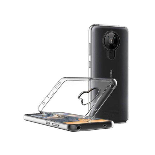 قاب ژله ای شفاف نوکیا 5.3 Nokia 5.3 02