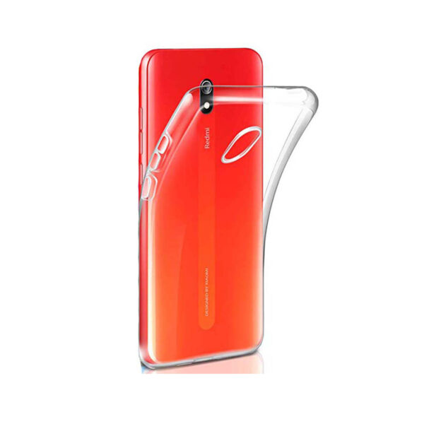 1Clear Jelly Case For Xiaomi Redmi 8A 01