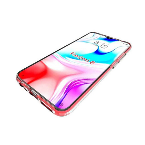 1Clear Jelly Case For Xiaomi Redmi 8A 03