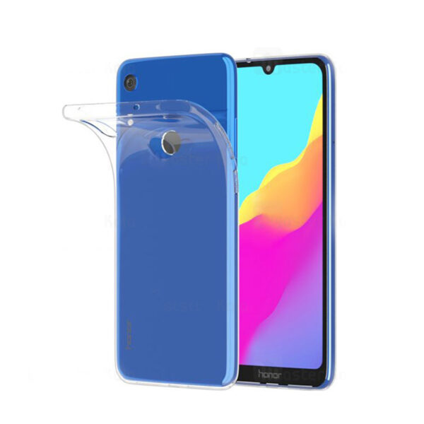 Buy Price Clear Jelly Case Huawei Honor 8A 01