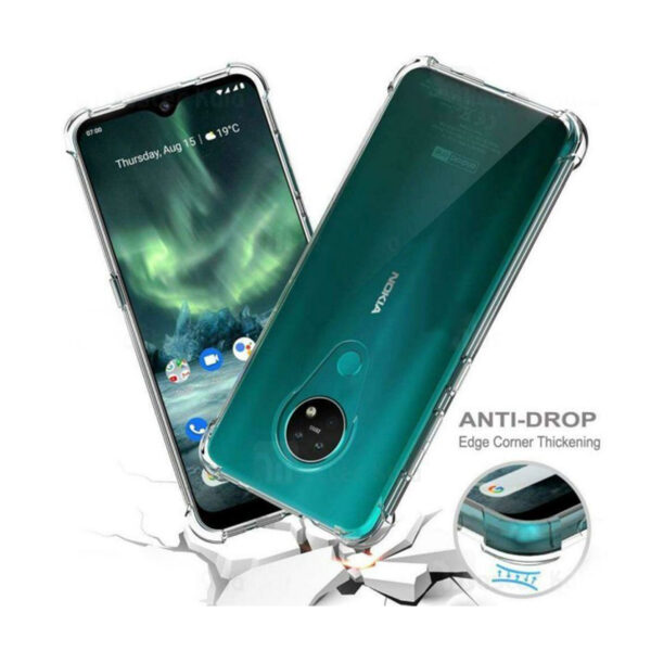 Buy Price Coco Clear Jelly Case Nokia 6 2 02