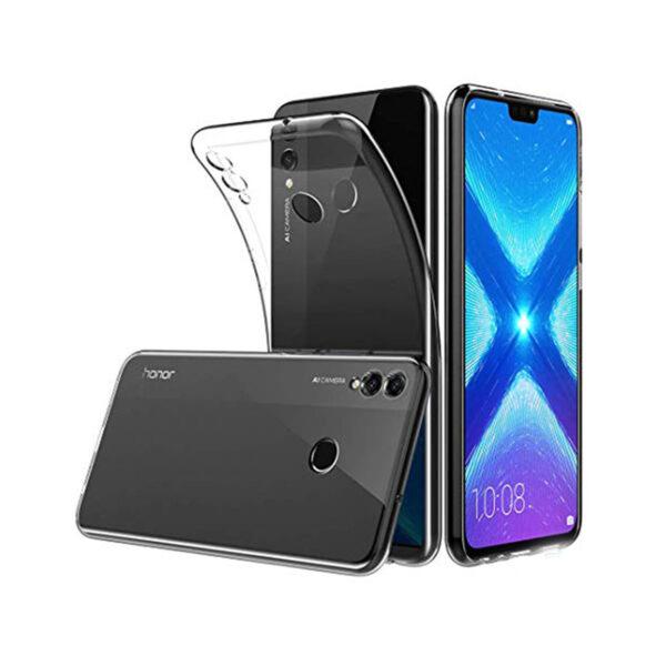 Clear Tpu Huawei Honor 8X 01