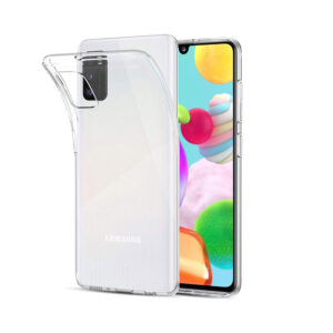 قاب ژله ای سامسونگ Samsung Galaxy A31 COCO Clear Jelly