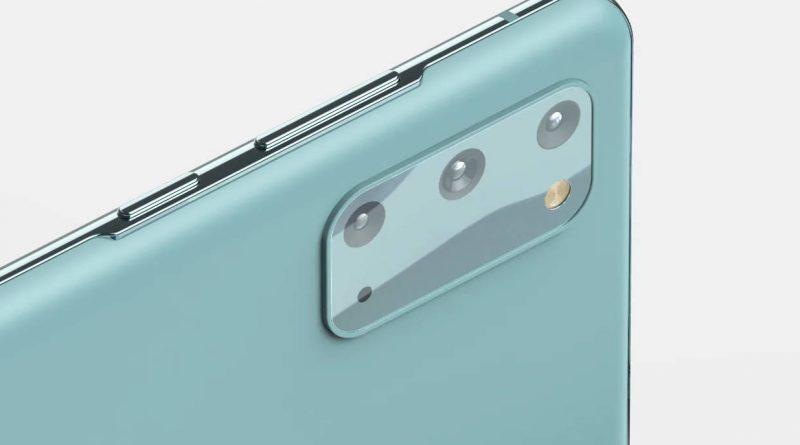 تصاویری از طراحی جذاب Galaxy S20 نسخه طرفداران منتشر شد