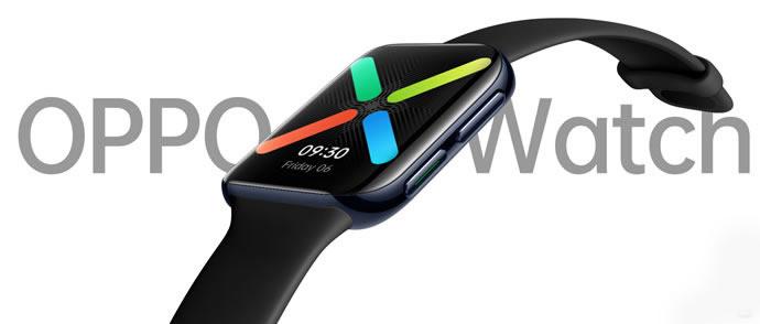 معرفی Oppo Watch، کپی باکیفیت اپل واچ با SD 3100 و پلتفرم WearOS