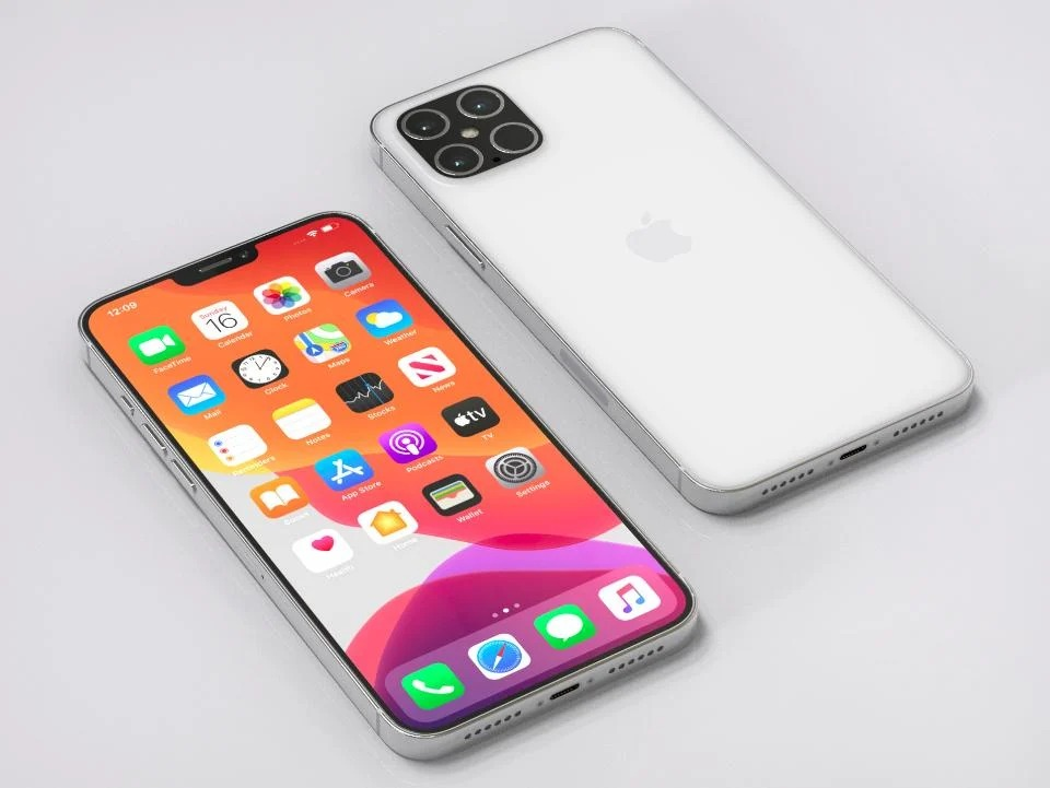 iphone 12 render 3