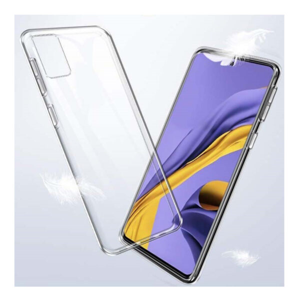 jelly case for A51 01