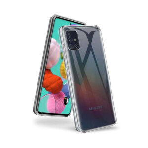 قاب ژله ای سامسونگ Samsung Galaxy A51 COCO Clear Jelly