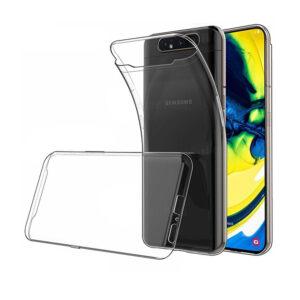 قاب ژله ای سامسونگ Samsung Galaxy A80 COCO Clear Jelly