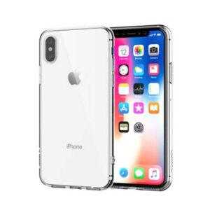 قاب ژله ای اپل Apple Xs COCO Clear Jelly