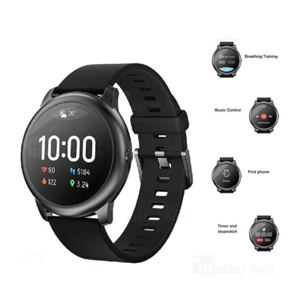 Xiaomi Haylou Solar LS05 Smart Watch 41