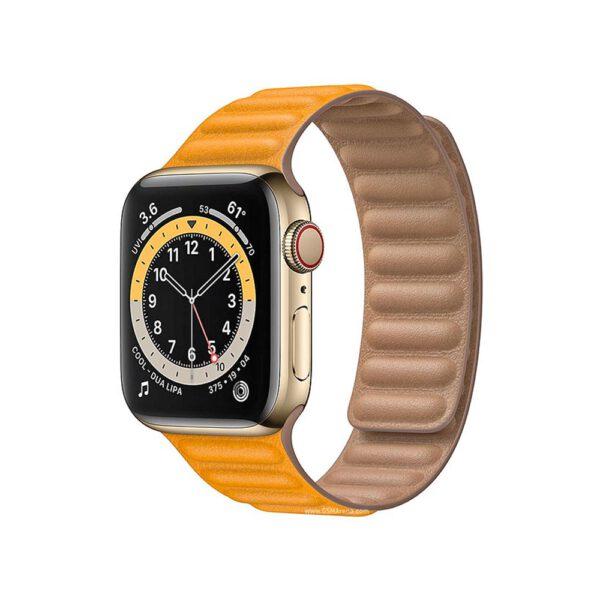 apple watch s6 steel 1