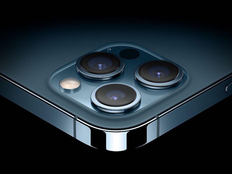 iphone 12 pro max cameras press