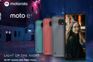 The Moto E7 is official as Motorolas latest budget phone