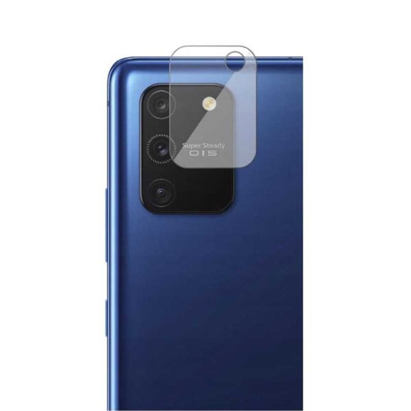 3MK Hybrid Camera Lens Protector for Samsung Galaxy S10 Lite 09032020 01 p