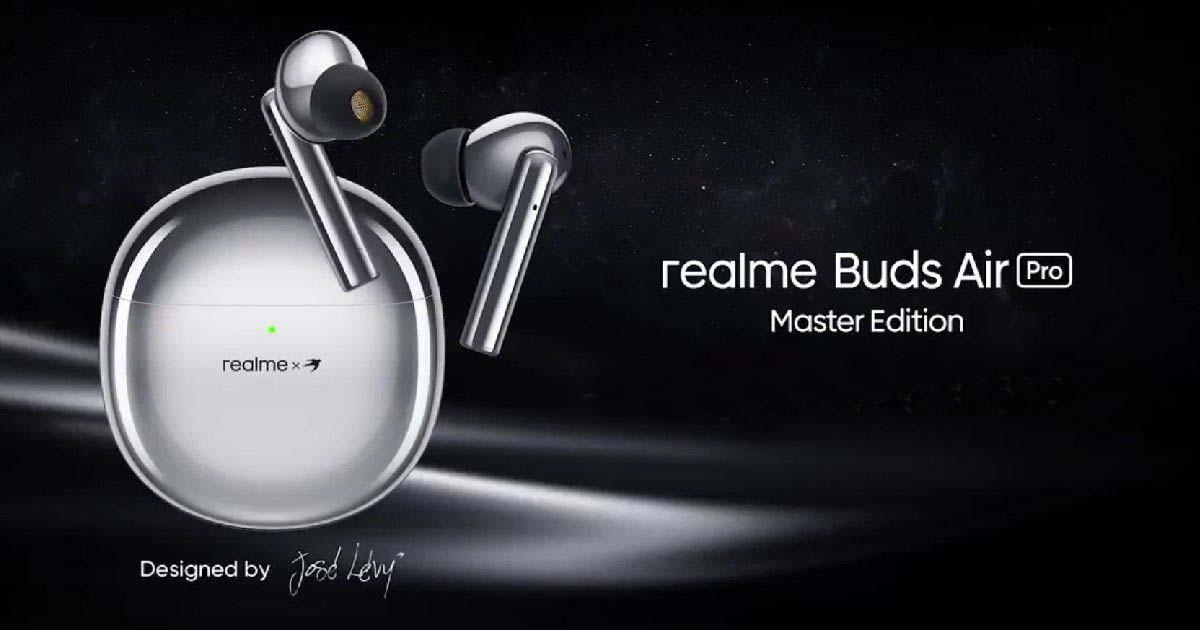 Realme Buds Air Pro Master Edition 1 1