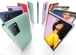 Samsung Galaxy S20 FE 128/8 GB 4G - گوشی سامسونگ گلکسی اس ۲۰ اف ای