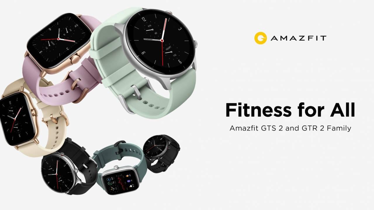 Amazfit GTS 2e GTR 2e 1280x720 1