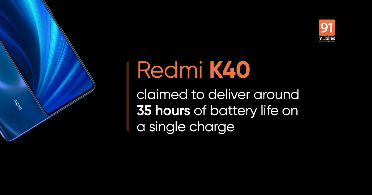 redmi k40 featured