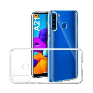 قاب ژله ای سامسونگ Samsung Galaxy A21 Clear Jelly