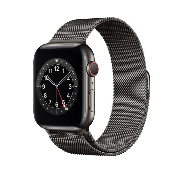 44 stainless milanese graphite 6s cell