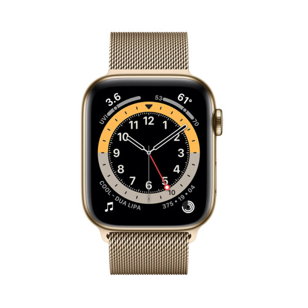 MYAP2 VW PFwatch 44 stainless gold cell 6s VW PF WF CO
