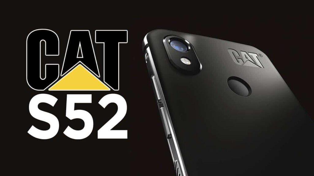CAT S52 64/4 GB - گوشی موبایل کت اس 52