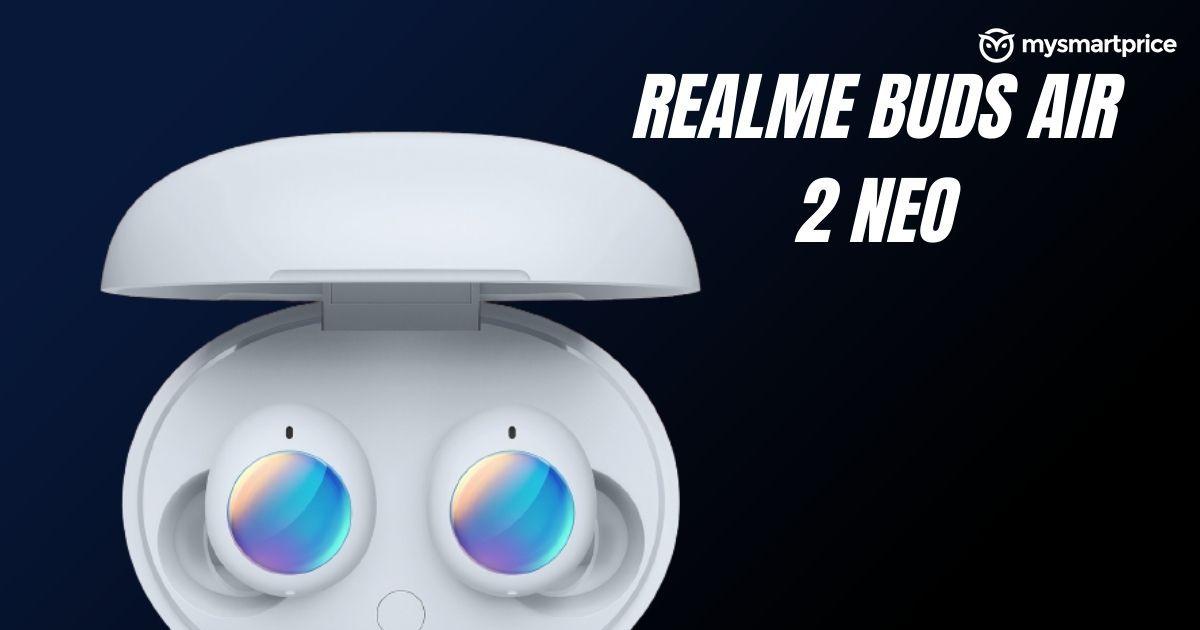 realme Buds Air 2 Neo MySmartPrice
